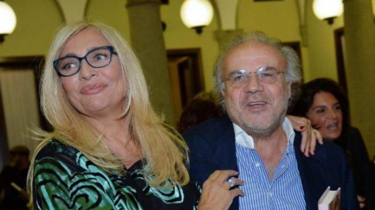 Foto Mara Venier e Jerry Calà