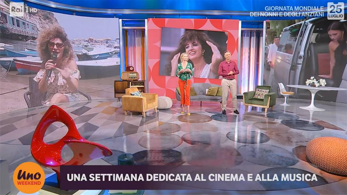 foto Marcella Bella, Beppe Convertini e Anna Falchi