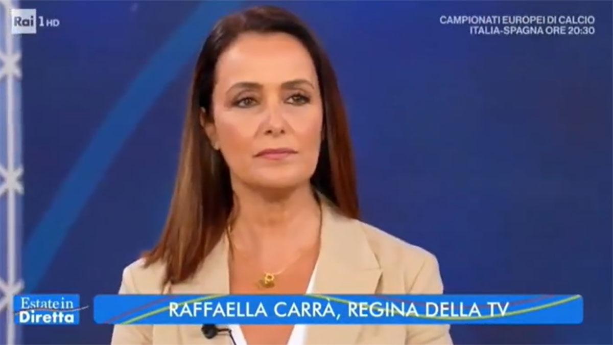 foto Roberta Capua a Estate in diretta