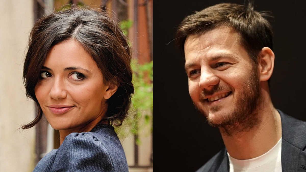 foto di Serena Rossi e Alessandro Cattelan
