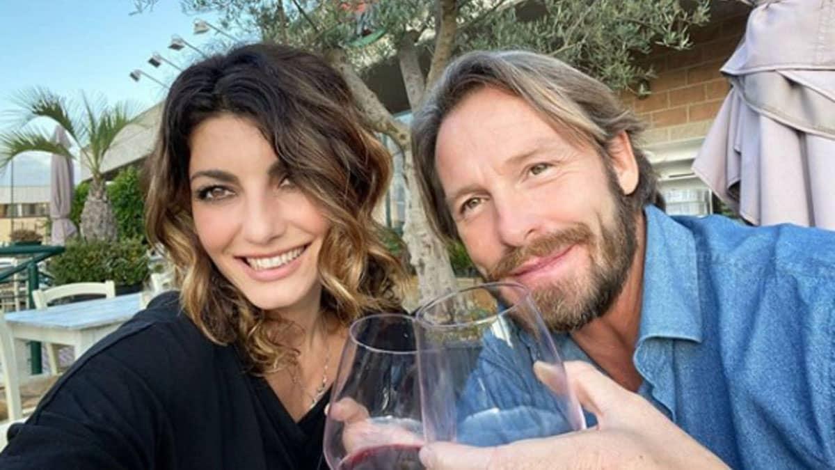 foto Samanta Togni e marito