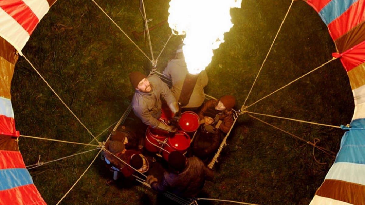 Foto Balloon - Il vento della libertà