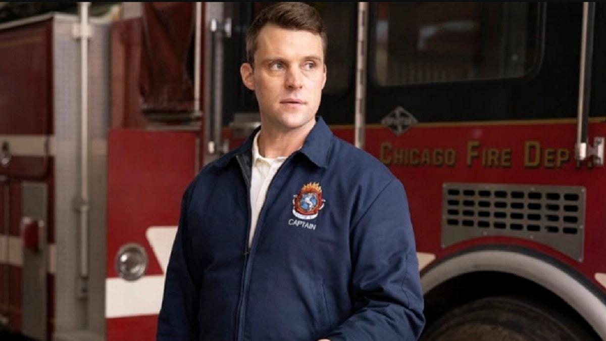 Foto Chicago Fire - Matt Casey