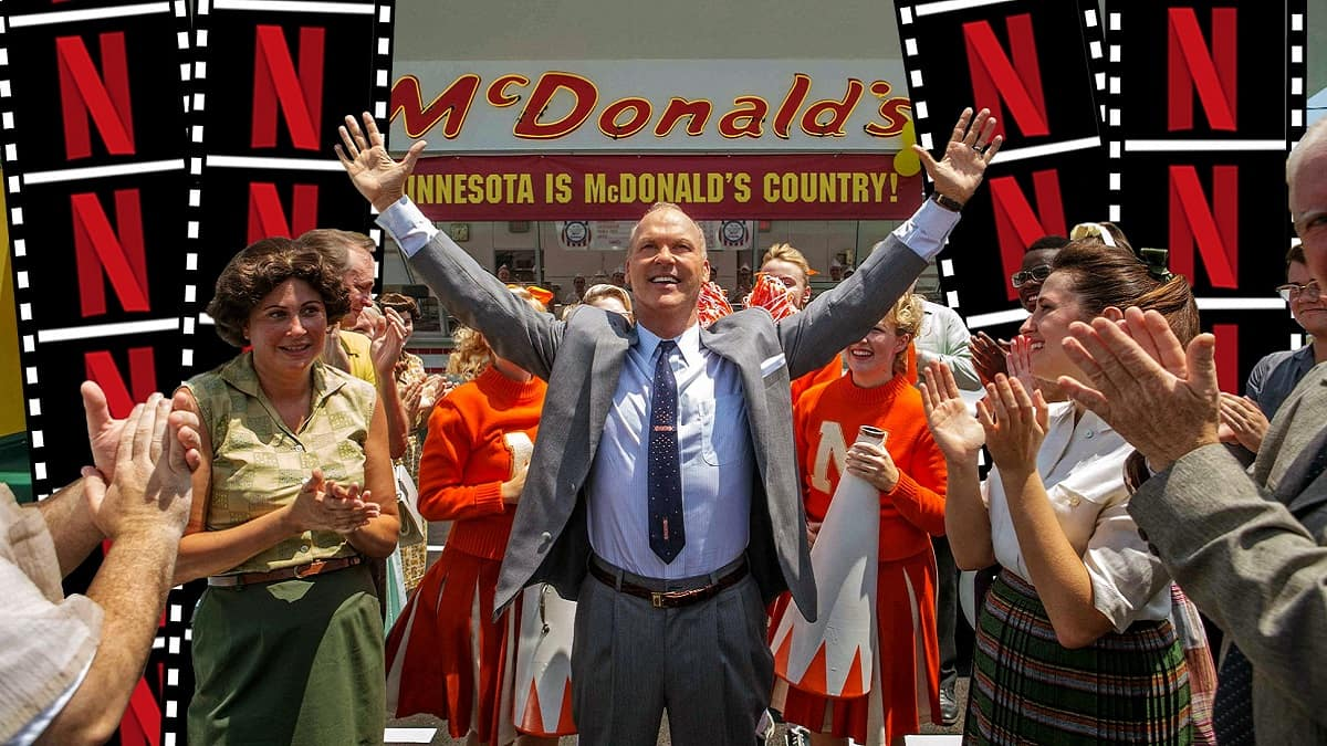Foto Film The Founder