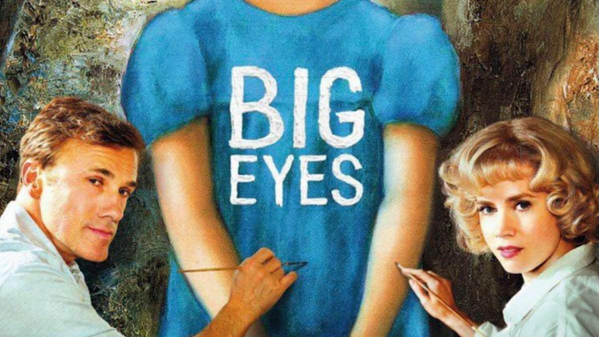 Foto film Big Eyes trama Rai1