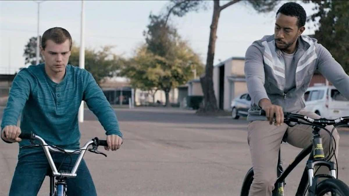 Foto The Ride film Canale5