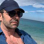 Alberto Matano dopo le fatiche de La vita in diretta: come si è mostrato in rete