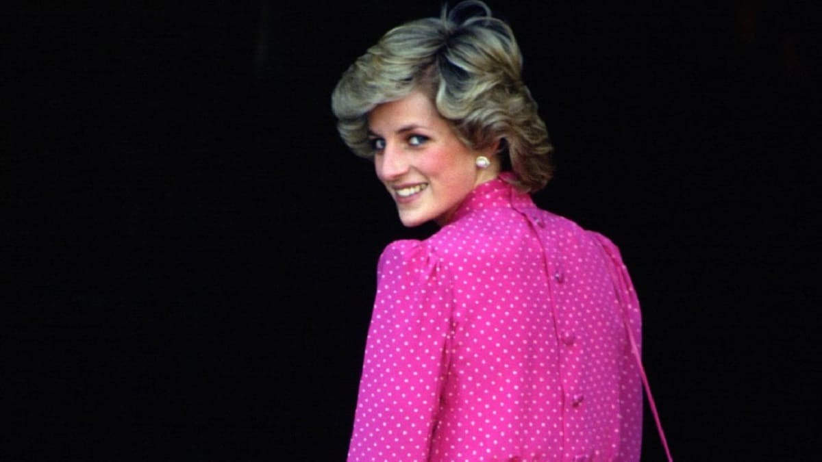 Foto Lady Diana Documentario Rai 1