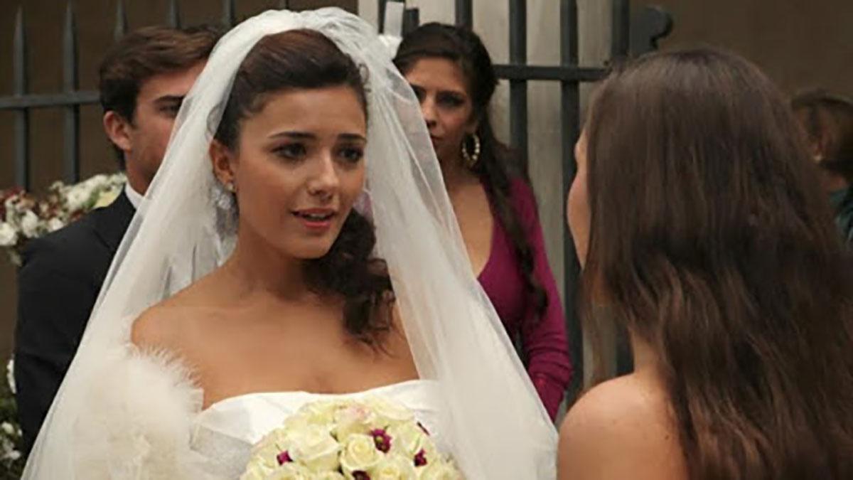 foto Serena Rossi ne La Sposa