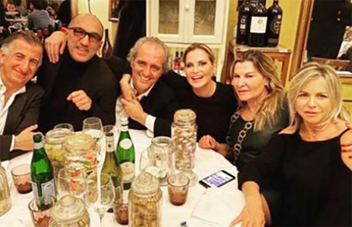 foto Simona Ventura Instagram