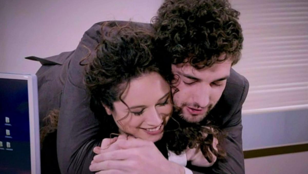 Foto Un posto al sole Niko Poggi e Susanna