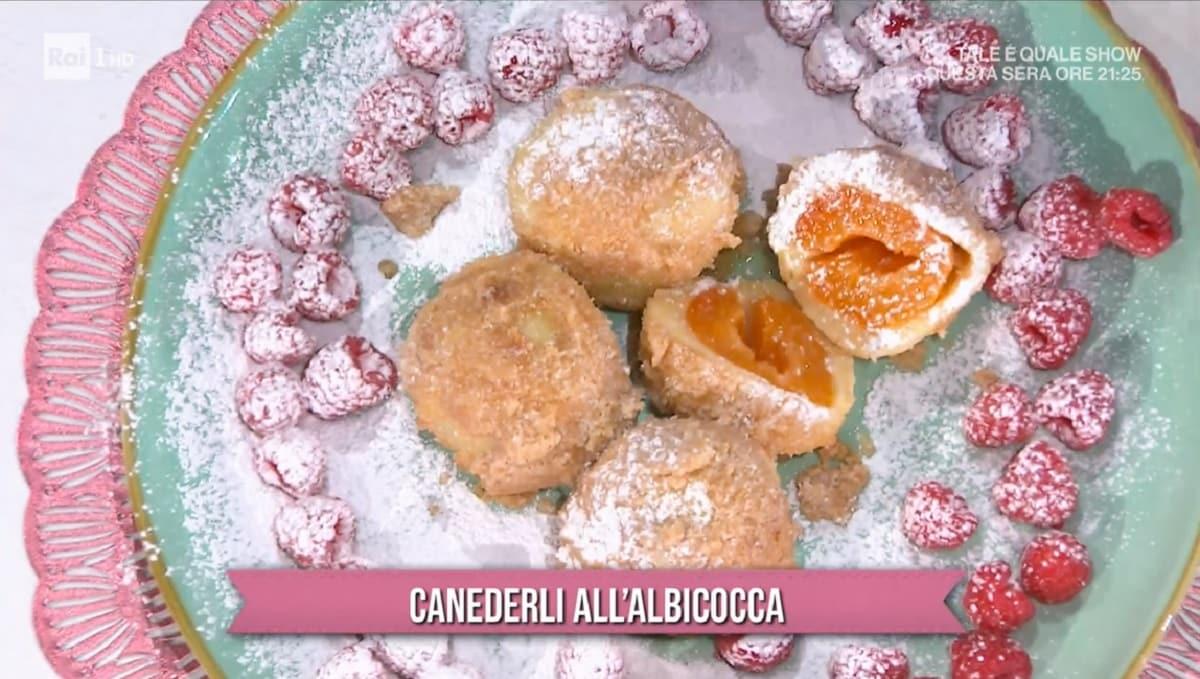 Foto Canederli All'albicocca E Sempre Mezzogiorno