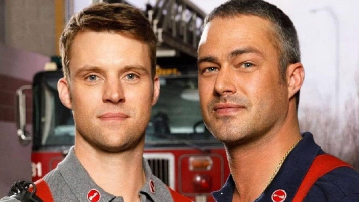 Foto Chicago Fire 8 - Casey e Severide
