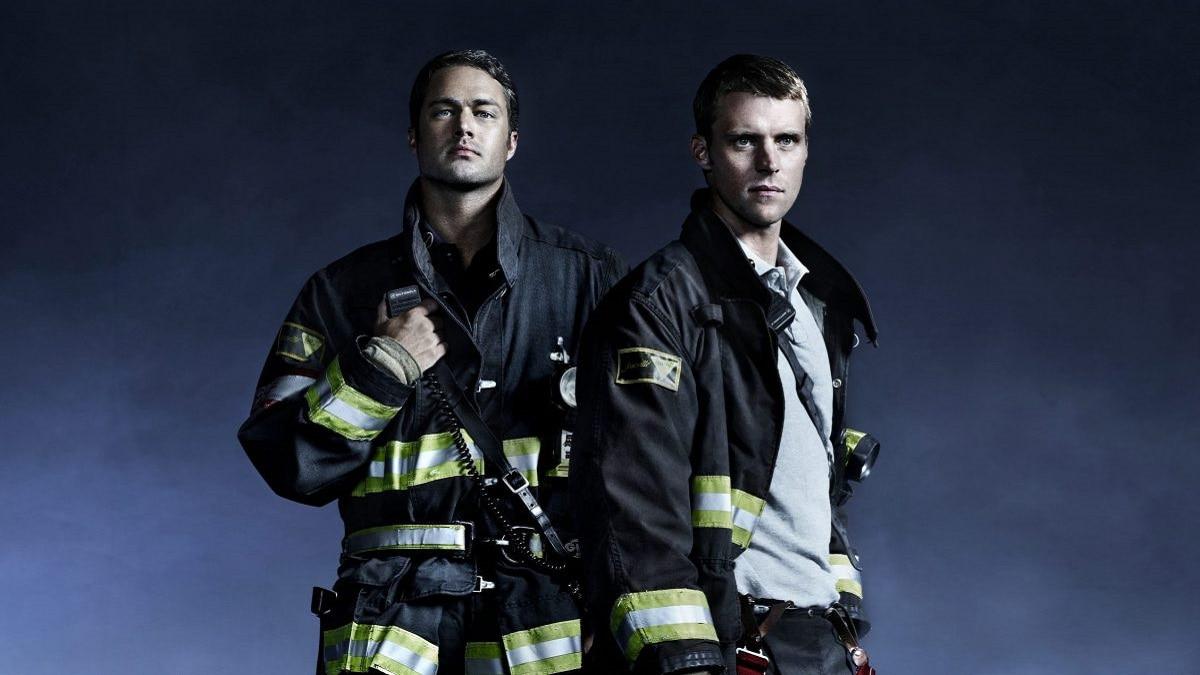 Foto Chicago Fire - Kelly Severide e Matt Casey