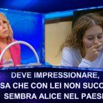 """Anna Pettinelli affonda Flaza ad Amici 21: """"Non sa di niente, è liscia"""""""