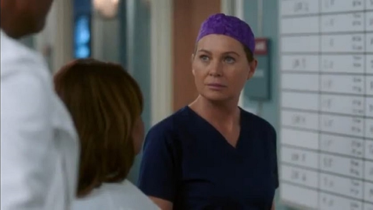 Foto Grey's Anatomy 18x01 - Meredith Grey