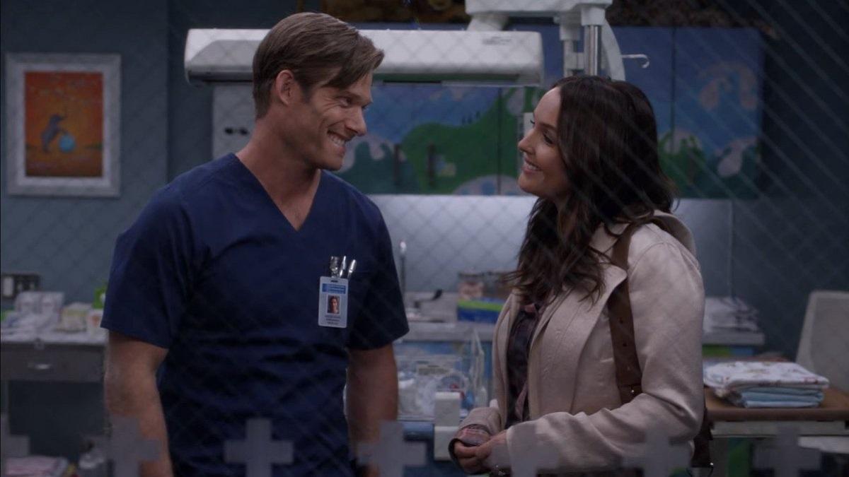 Foto Grey's Anatomy - Jo e Link