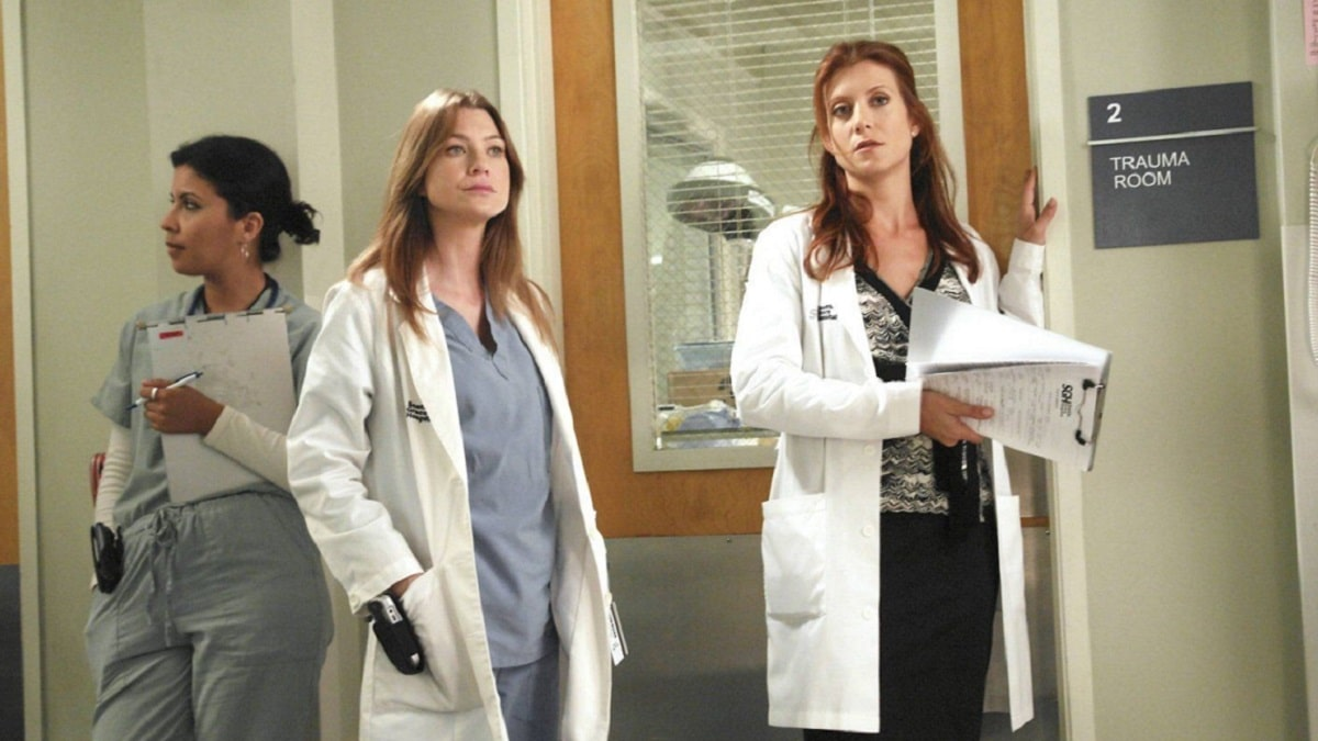 Foto Grey's Anatomy - Meredith e Addison
