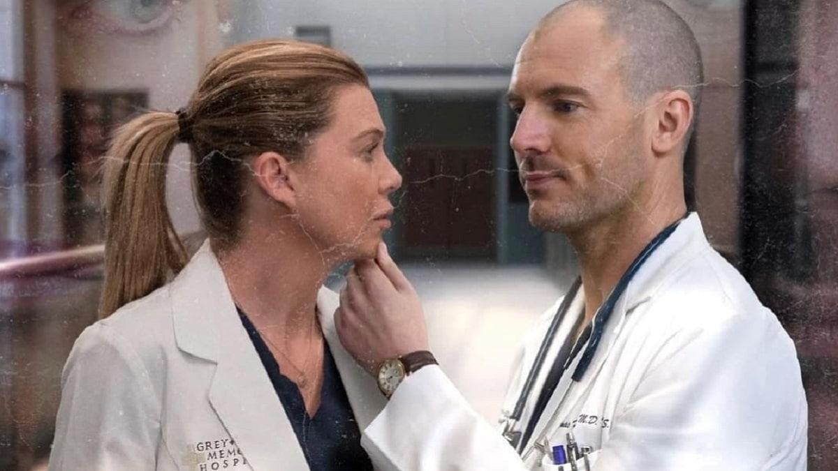 Foto Grey's Anatomy - Meredith e Hayes