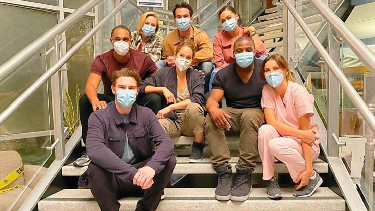 Foto Grey's Anatomy e Station 19