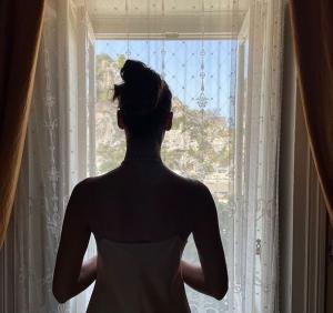 Foto Miriam Leone sposa
