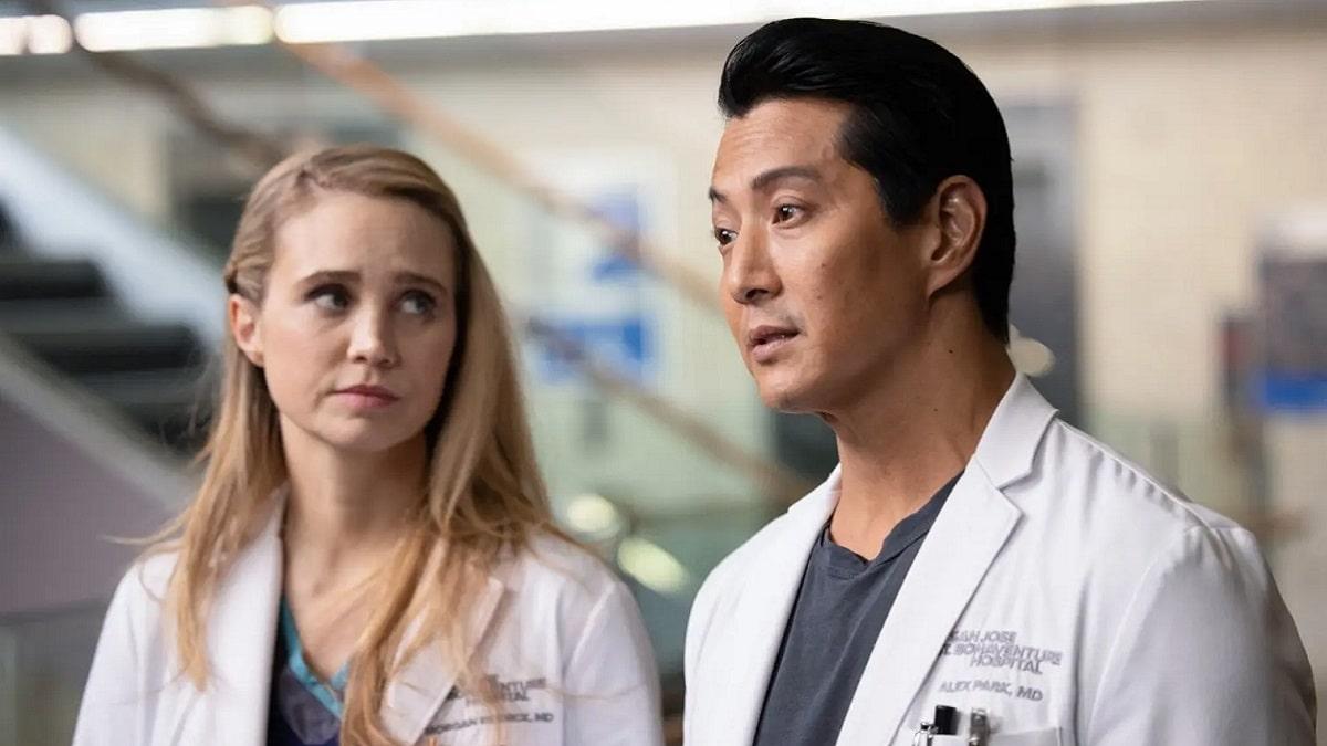 Foto The Good Doctor - Alex e Morgan