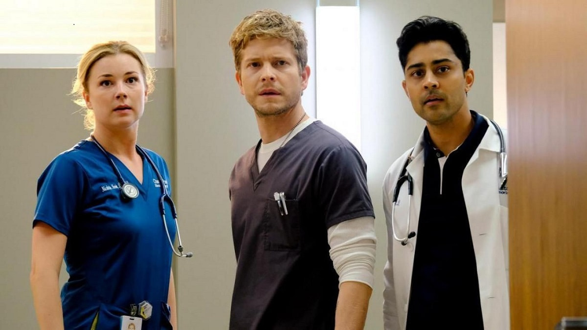 Foto The Resident