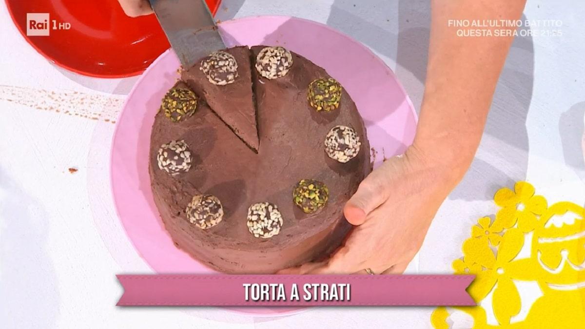 Foto Torta A Strati Natalia Cattelani E Sempre Mezzogiorno