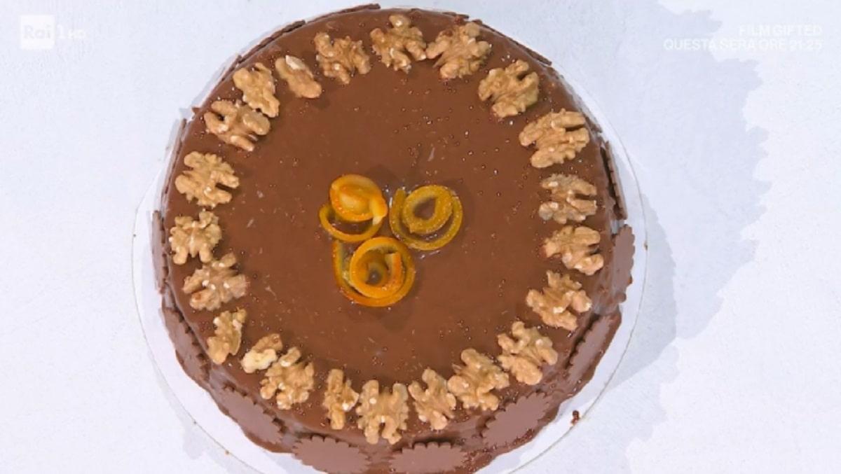 Foto Torta Di Noci Sal De Riso