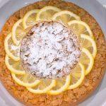 Ricette È sempre mezzogiorno: torta sole d'Ischia di Natalia Cattelani