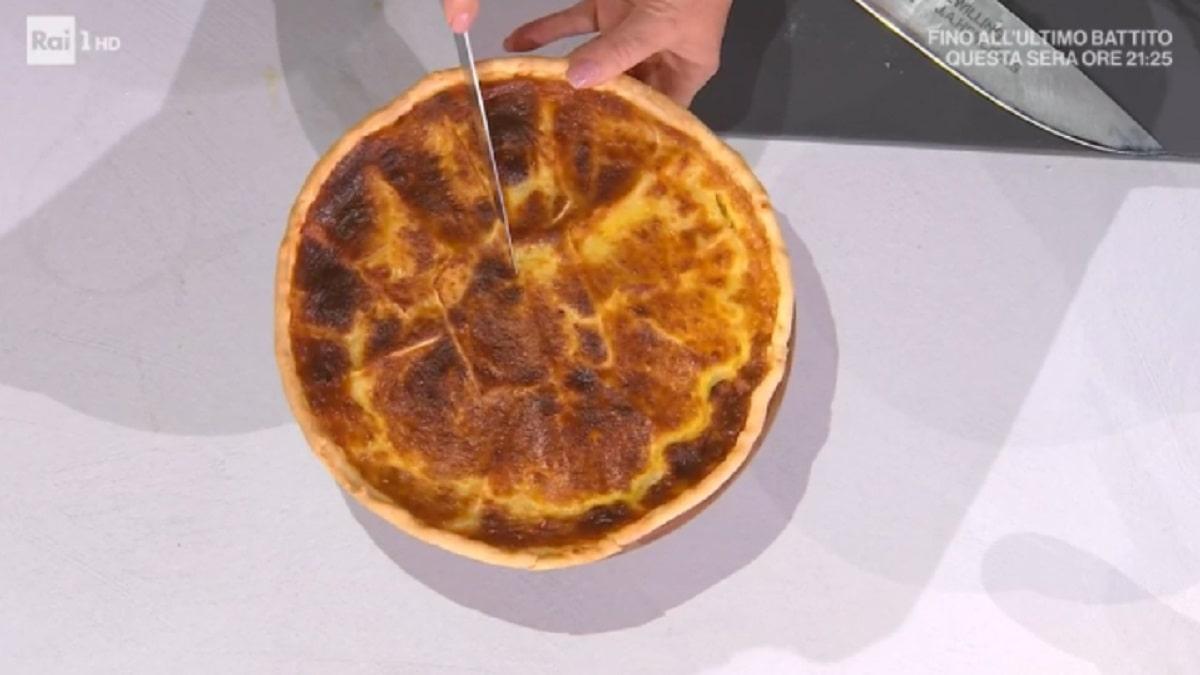 Foto Torta Salata Zucchine e Brie Cristina Zia Cri E Sempre Mezzogiorno