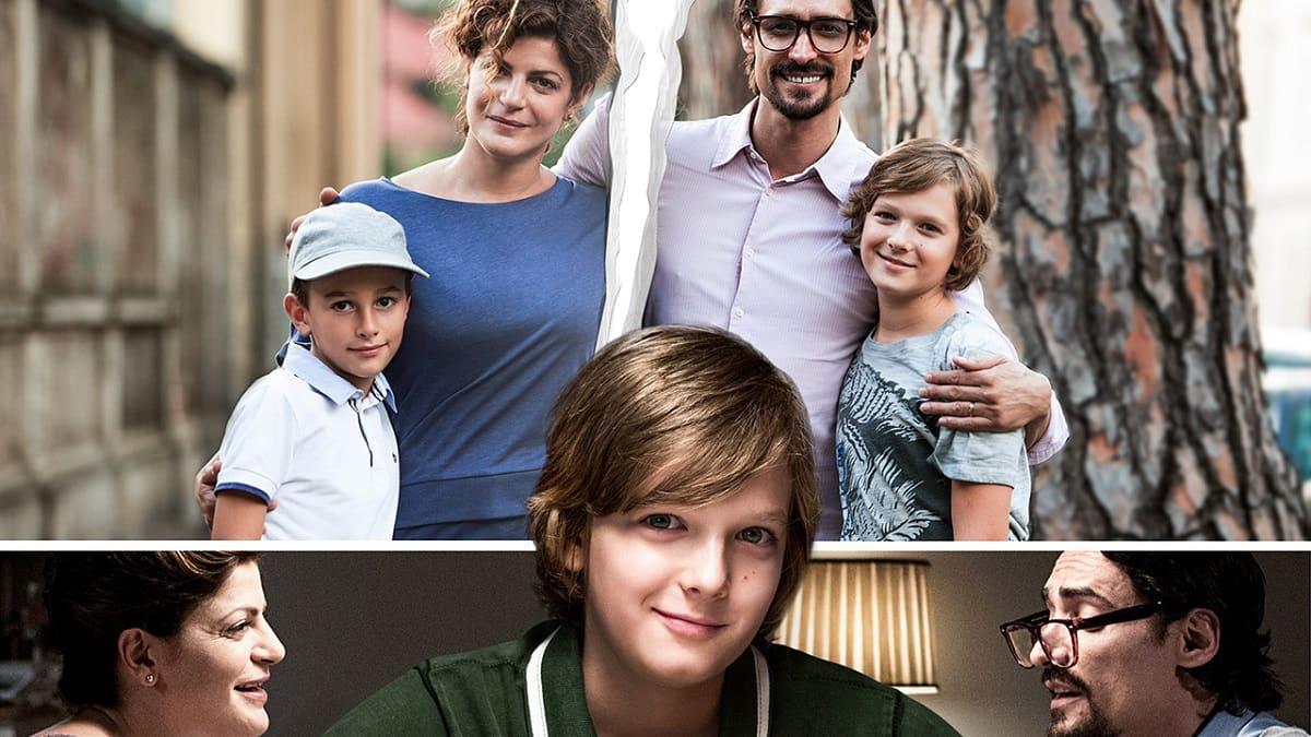 Foto Film La mia famiglia a soqquadro