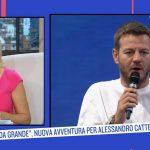 """Alessandro Cattelan sulla sfida di domenica: """"Da Grande? Ecco cosa vedrete"""""""