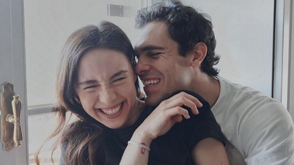 foto Aurora Ramazzotti e Goffredo Cerza