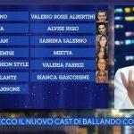 Milly Carlucci svela le coppie di Ballando con le stelle: ecco tutto il cast