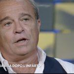"""Verissimo, Claudio Amendola confessa: """"Penso ancora all'infarto"""""""