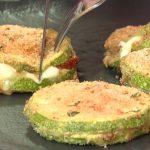 Cotto e mangiato, cotolette di zucchina: ricetta puntata oggi 22 settembre