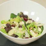 Cotto e mangiato, puntata 21 settembre: ricetta insalata d'uva e feta