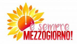 foto logo è sempre mezzogiorno 21 settembre