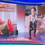 """Ballando, Ornella Boccafoschi incinta: """"Vaccino? Ecco perchè non l'ho fatto"""""""