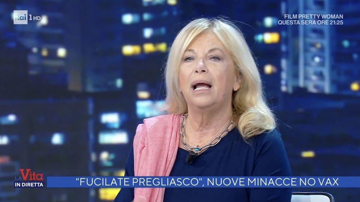 Foto Rita Dalla Chiesa La Vita In Diretta