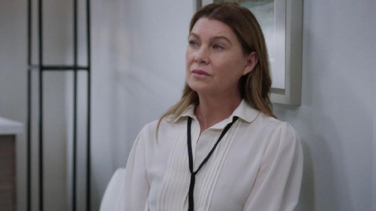 Foto Grey's Anatomy 18x02 - Meredith Grey