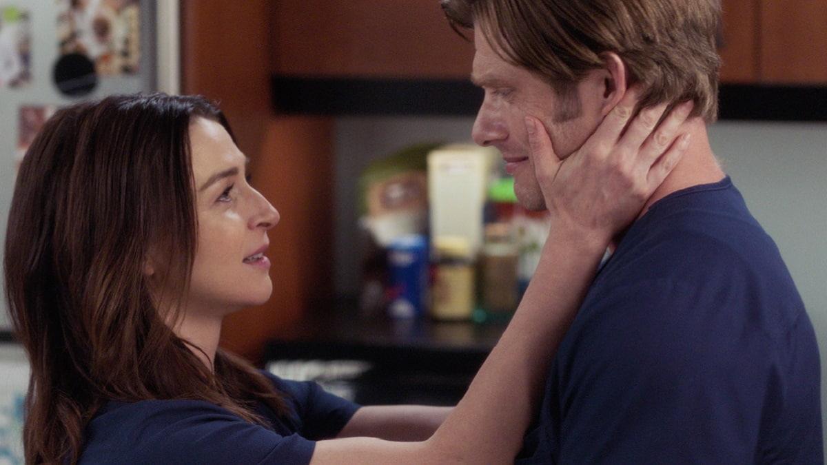 Foto Grey's Anatomy - Amelia e Link