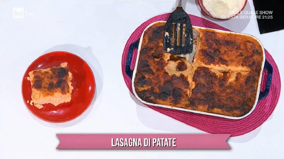 Foto Lasagna Di Patate E Sempre Mezzogiorno