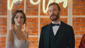 Foto Love Is In The Air Eda e Deniz Matrimonio