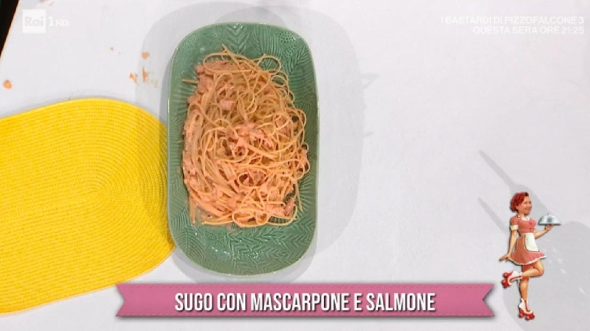 Foto Sugo Con Mascarpone E Salmone E Sempre Mezzogiorno