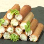 Cotto e mangiato, ricetta 19 ottobre: cannoli croccanti ripieni di merluzzo