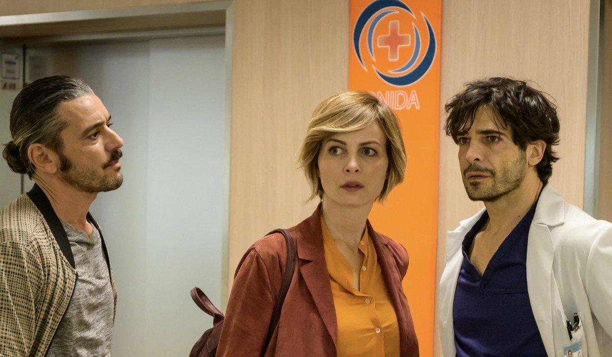 Foto Fino all'ultimo battito Diego, Elena e Rocco