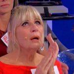 """Uomini e Donne, grave lutto per Gemma Galgani: """"Piango una perdita"""""""