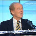 """Ballando, Memo Remigi fa una sorpresa a Fabio Canino: """"Non è una sviolinata"""""""